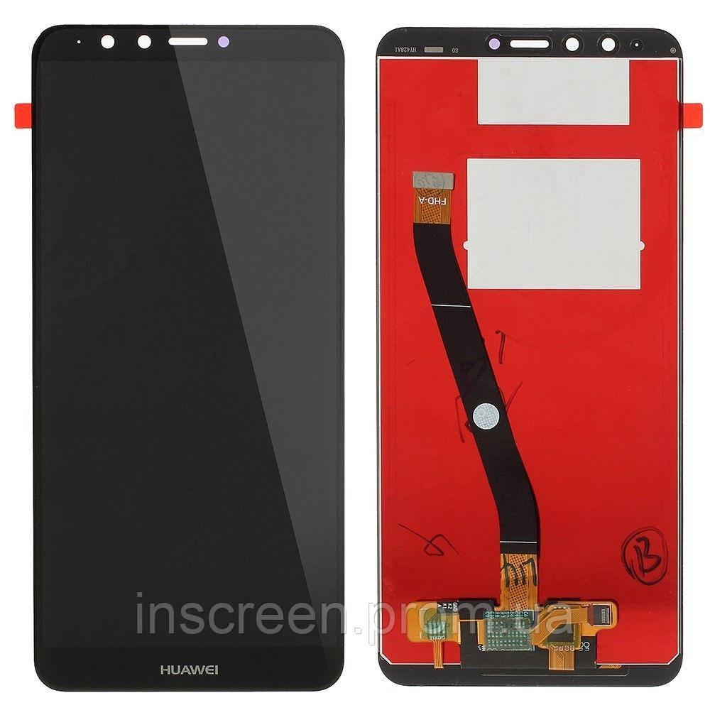 Дисплей Huawei Y9 2018 (FLA-LX1, FLA-LX3), Enjoy 8 Plus з сенсором (тачскрін) чорний Оригінал Китай