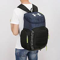 Рюкзак, сумка спортивный, дорожный Under Armour Undeniable Blue / Black 3.0 Backpack - Андер Армор