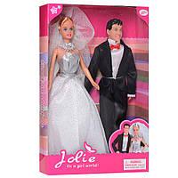 Набор куколсемья K369-10 Жених и невеста
