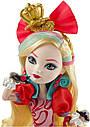 Кукла Ever After High Эппл Уайт (Apple White) из серии Way Too Wonderland Школа Долго и Счастливо, фото 6