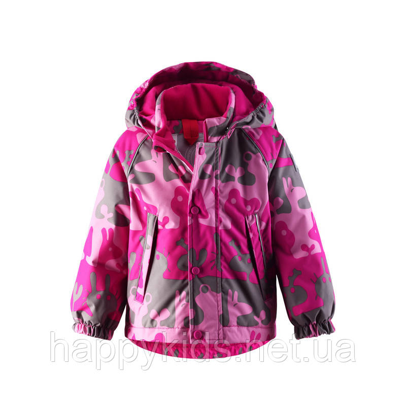 Зимняя куртка для девочки ReimaTec DINKAR 511150. Размеры 74 - 86.