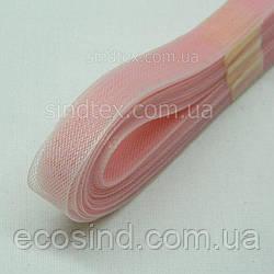 1,5см Регилин (кринолин) цвет 05 (бледно-розовый) (653-Т-0518)
