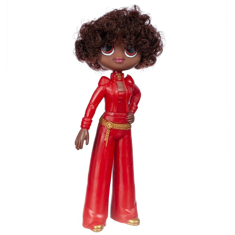 Кукла LOL O.M.G с аксессуарами Модель 1202 ( Высота фигурки 15 см)