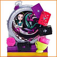 Игровой набор и кукла Ever After High Рэйвен Куин (Raven Queen) Дорога в Страну Чудес Школа Долго и Счастливо