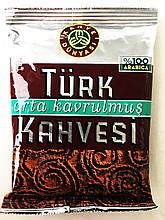 "Кофе ""Dunyasi Кeyfe turk kahvesi"",  100 гр, Турция"