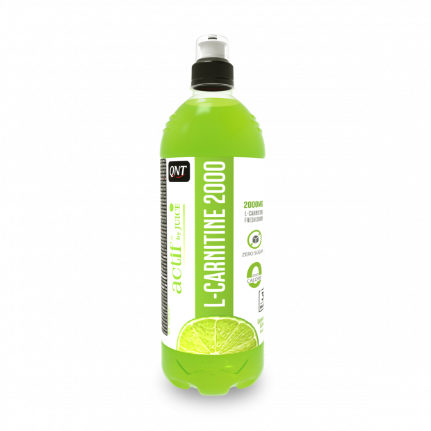 QNT_L-CARNITINE 2000mg 700мл - Lime