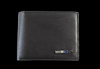 Умный кошелек Антивор с Bluetooth и RFID защитой. Натуральная кожа, фото 1