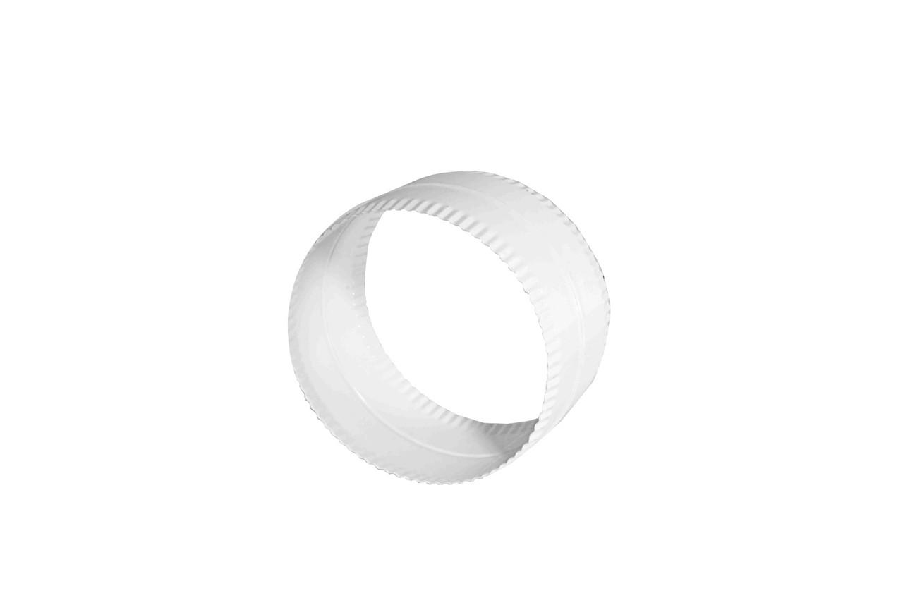 Муфта (ProfitM) D100  біла