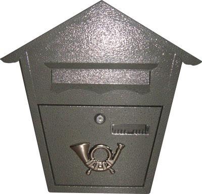 Поштова скриня (ProfitM)  СП-1 молоткова сіра