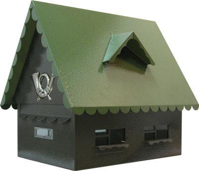 Поштова скриня (ProfitM)  СП-6  молоткова сіра