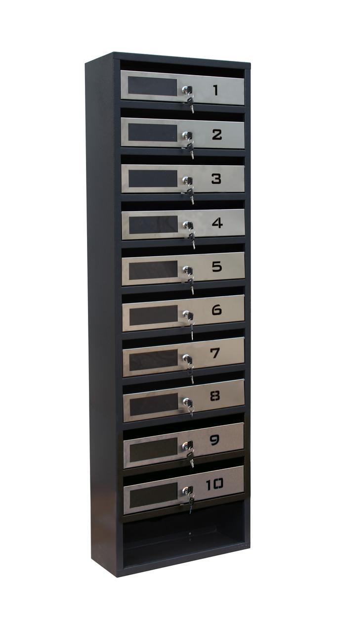 Поштовий ящик (ProfitM) Б.Я -2 10 секцій