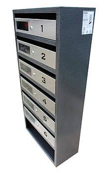 Поштовий ящик (ProfitM) Б.Я -2  6 секцій