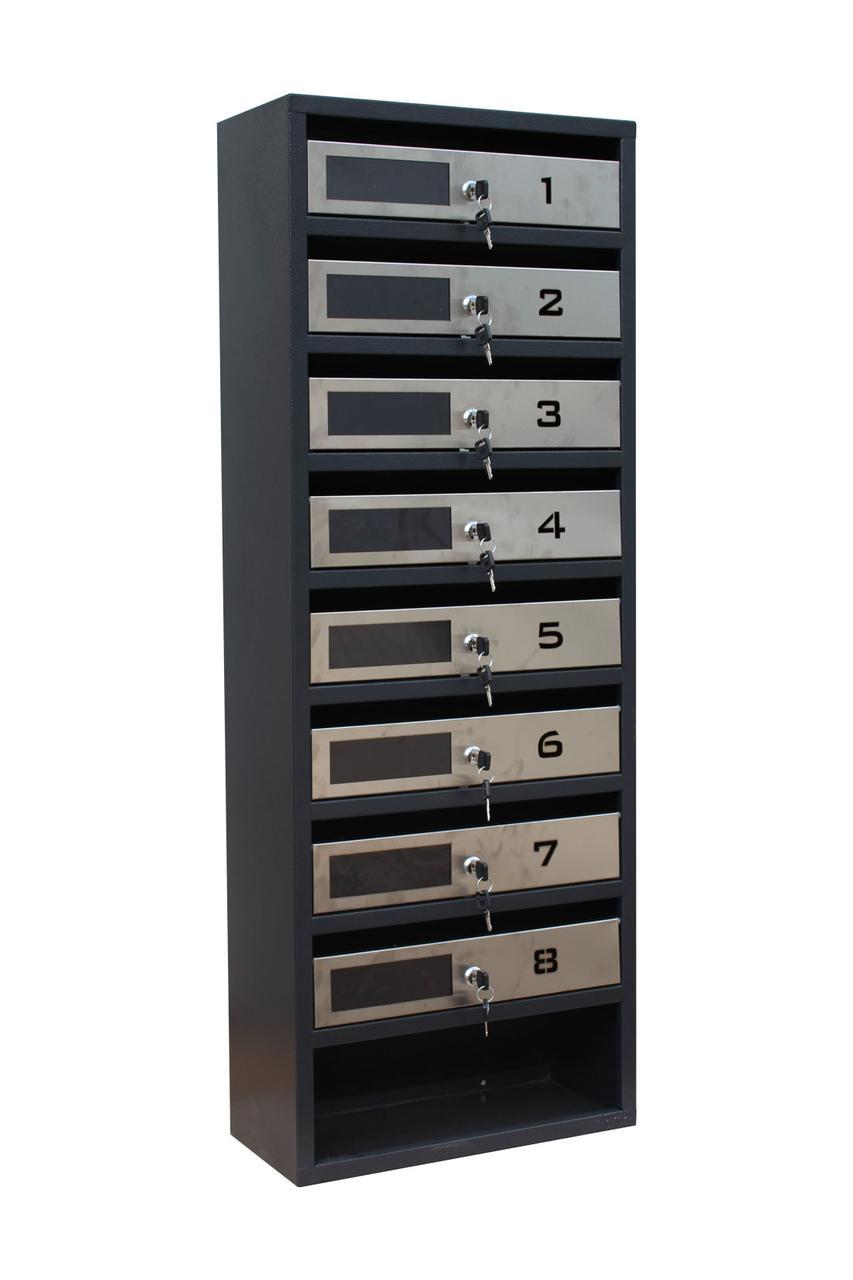 Поштовий ящик (ProfitM) Б.Я -2  8 секцій