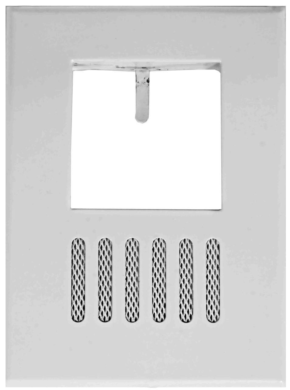 Решітка декоративна (ProfitM) 170х230-90х90    біла ант