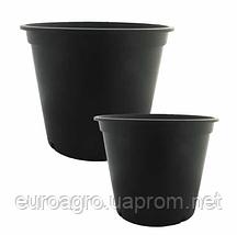 Горшок для растений оптом  d18,0 h18,0 v4,0, фото 3