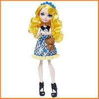Кукла Ever After High Блонди Локс (Blondie Lockes) из серии Enchanted Picnic Школа Долго и Счастливо