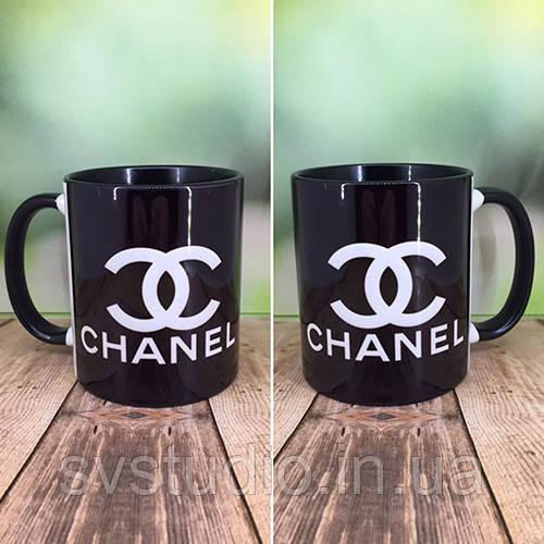 "Друк на чашках,Чашка ""CHANEL"""