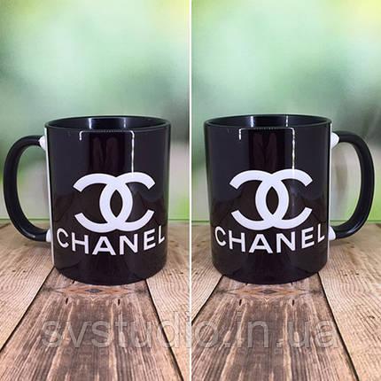 "Друк на чашках,Чашка ""CHANEL"", фото 2"