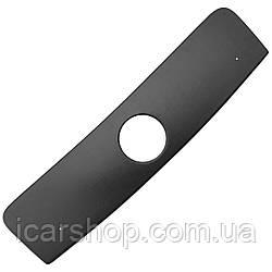 Зимняя накладка на решетку радиатора F. Scudo II 08-15 / Пластик (Верх)