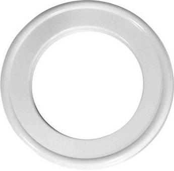 Розета кругла (ProfitM)  ø105   біла