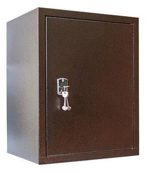 Сейф для документів (ProfitM)  СДД 1  сірий ант