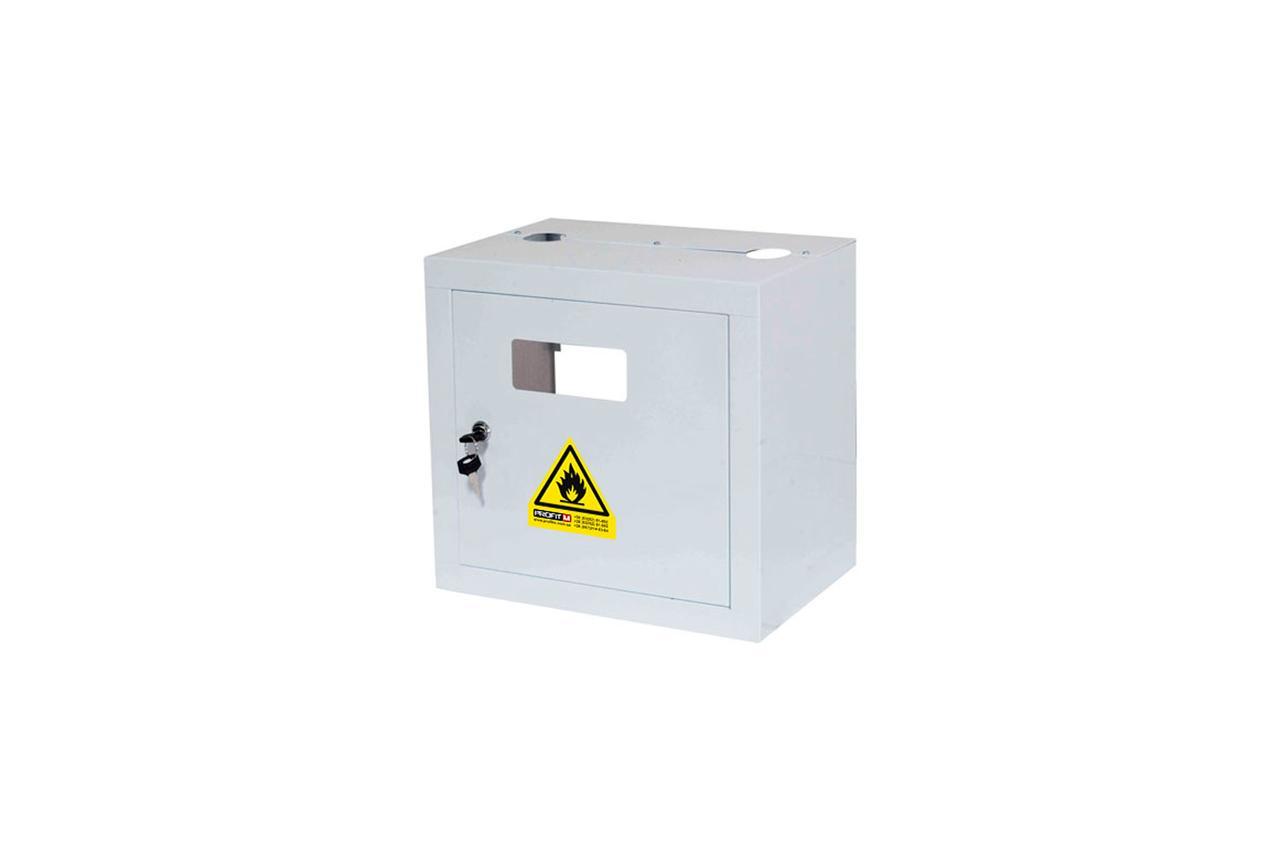Ящик газовий(ProfitM) ГЛ6  білий 340х360х250
