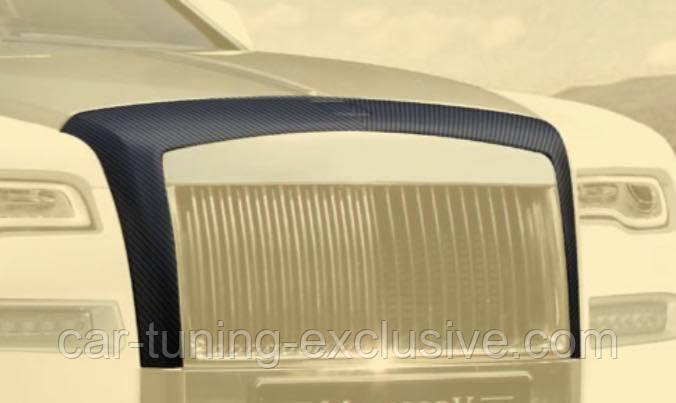 MANSORY front grill frame for Rolls-Royce Ghost