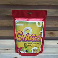 Фруктовые (яблочные) чипсы с грушей Spektrumix ,33 г