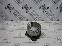Мотор печки mercedes-benz w164 ml-class (A1648350207 / 1737080602), фото 1