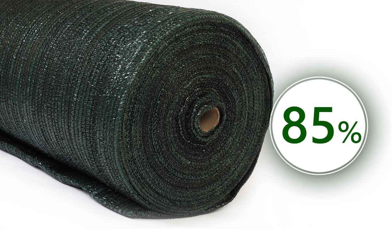 Сетка затеняющая 85% (2м * 50м)