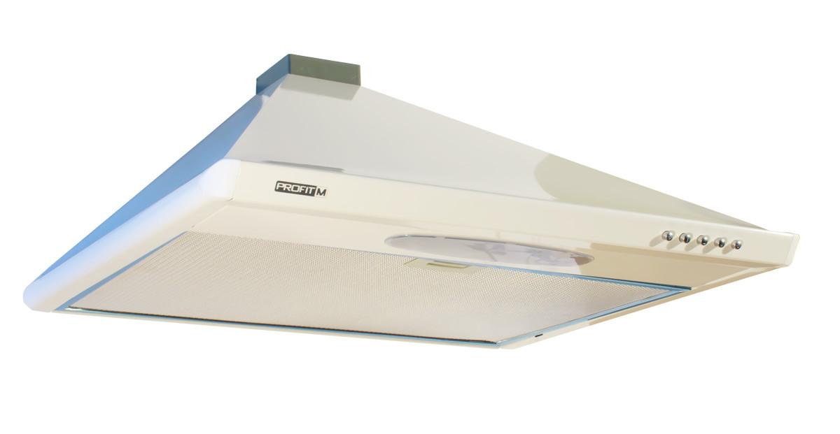 Витяжка (ProfitM) фортуна Турбо Ф1 (420) 60 білий