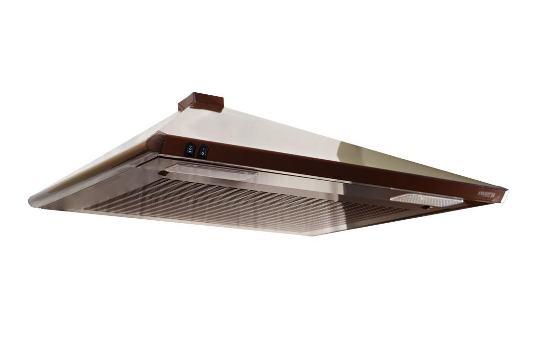 Витяжка (ProfitM)НЕ стандарт 70х80 (200)  коричневий