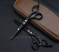 Ножницы KASHO в комплекте черные