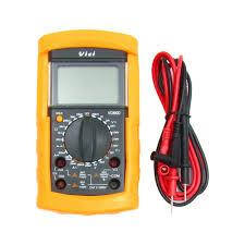 Мультиметр цифровой VC890D (ток до 10A)
