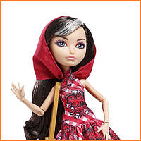 Кукла Ever After High Сериз Худ (Cerise Hood) Эвер Афтер Хай Зачарованный Пикник