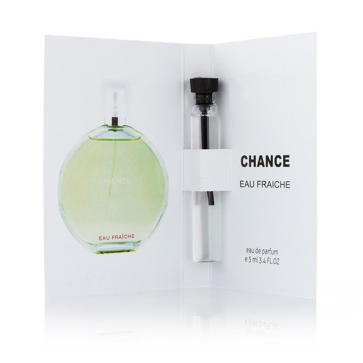 Женская Туалетная вода (пробник) Chance Eau Fraiche - 5 мл