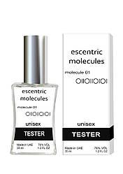 Тестер унисекс Escentric Molecules Escentric 01, 35мл.