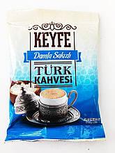 """Кофе турецкий с добавкой мастичного дерева """"Dunyasi Кeyfe turk kahvesi"""" Damla Sakizli,  100 гр, Турция"""