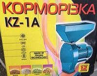 Зернодробилка EUROAQUA KZ-1A зерновые