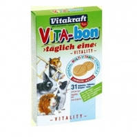 Vitakraft Vita-bon витаминизированное лакомство для грызунов, 31таб