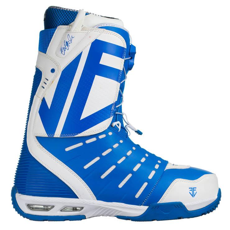 Черевики для сноуборду Nitro Team TLS 31 Blue-White, фото 2