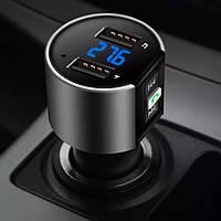 FM (ФМ) блютуз модулятор трансмиттер LCD MP3 плеер