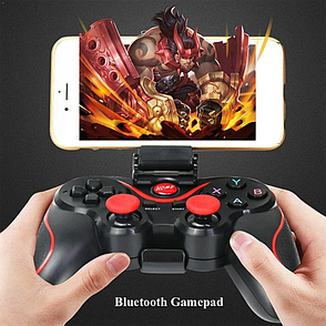 Игровой джойстик Bluetooth для смартфона, планшета, компьютера Gen Game Х3, встроенный аккумулятор, фото 2
