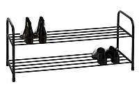 Полка-скамейка для обуви складная (2 полки), фото 1
