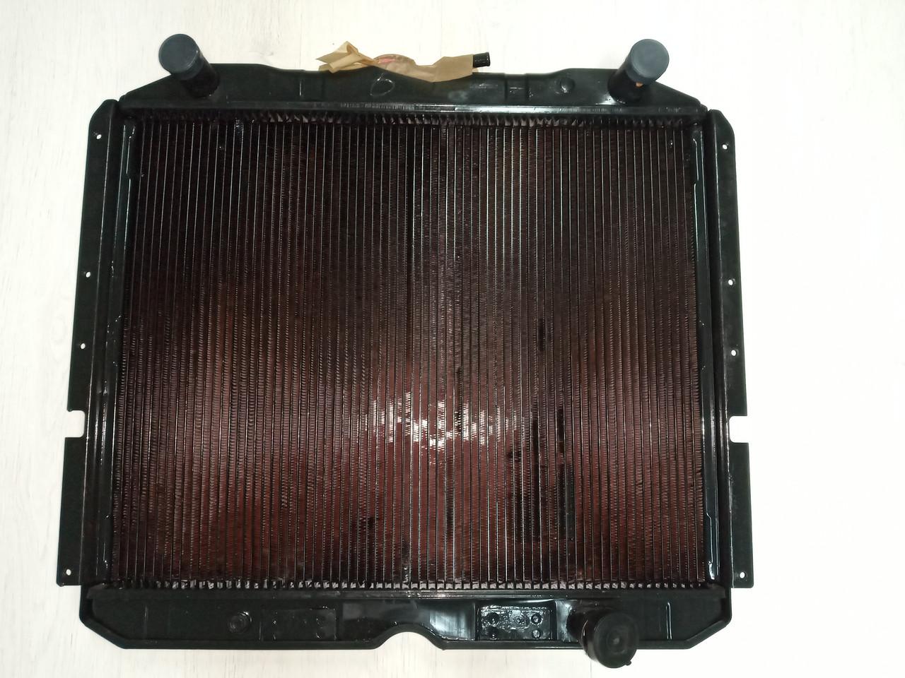 Радиатор УРАЛ 4320 ДВС ЯМЗ 5323Я-1301010 (пр-во ШААЗ)