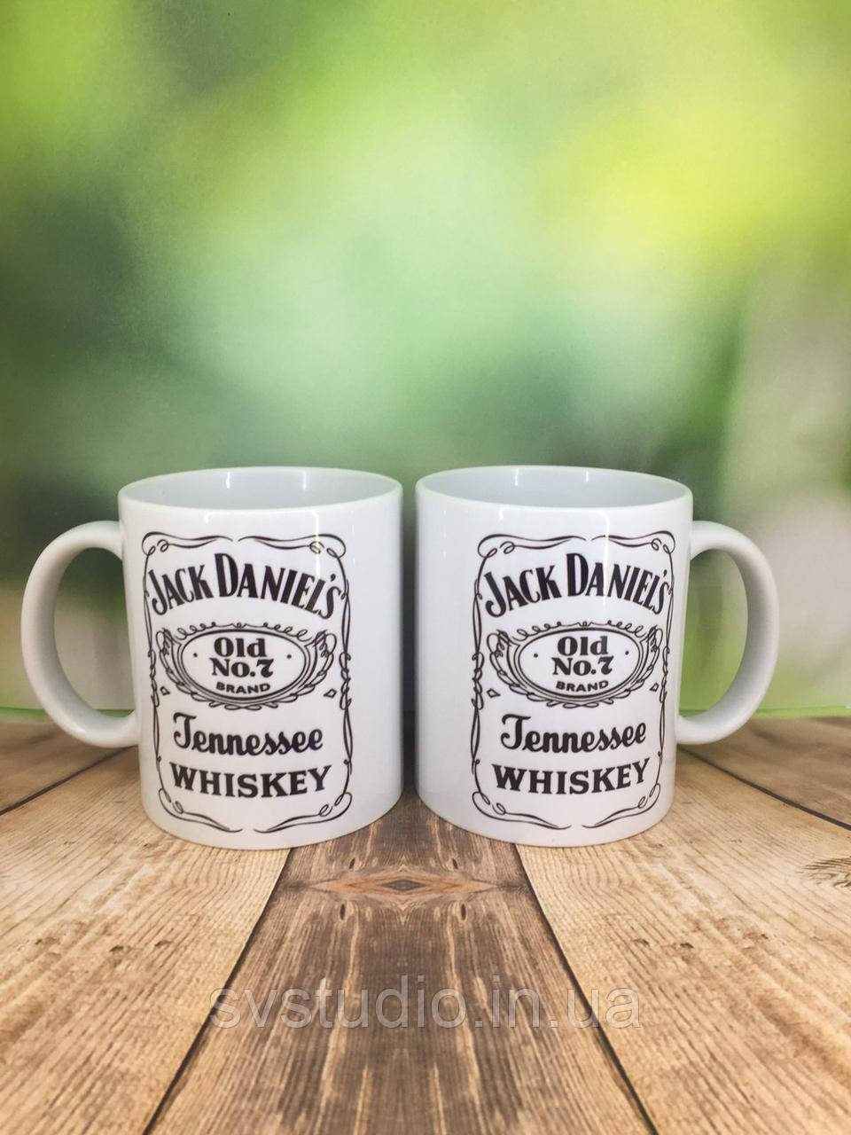 Друк на чашках,Чашка Jack daniel's