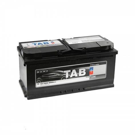 TAB 6СТ-110 АзЕ POLAR Автомобильный аккумулятор, фото 2