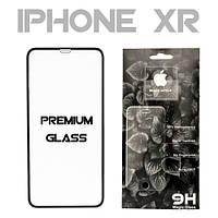 "Захисне скло iPhone XR 5D Premium ""King Fire Tech"""