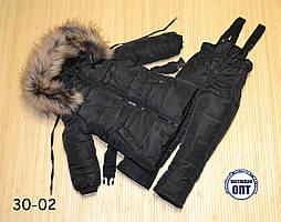 Зимний термо комплект - костюм для девочки 98 размер