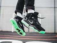 """Баскетбольные кроссовки Jordan Mars 270 """"Green Glow"""", фото 1"""